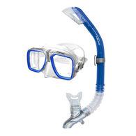 Head Tarpon Mask/Barracuda Snorkel Set