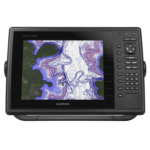 Garmin GPSMAP 1040XS Chartplotter/Fishfinder Combo