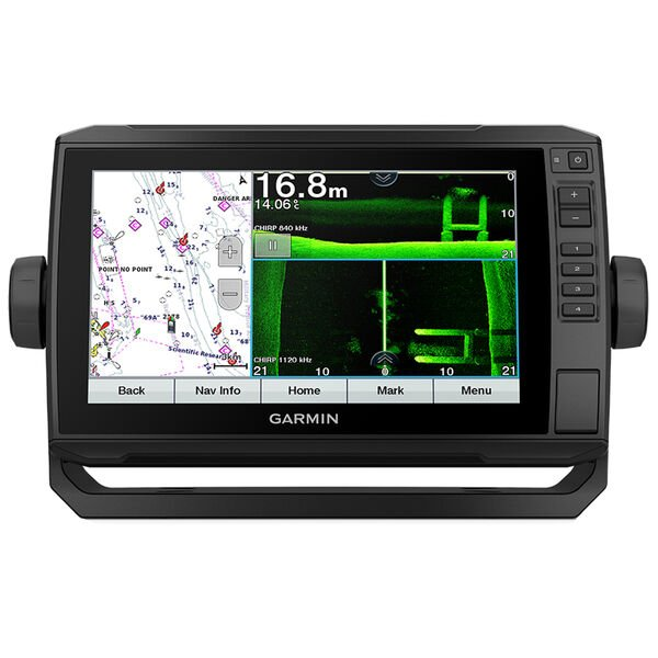 Garmin ECHOMAP; UHD 92sv w/GT54UHD-TM Transducer