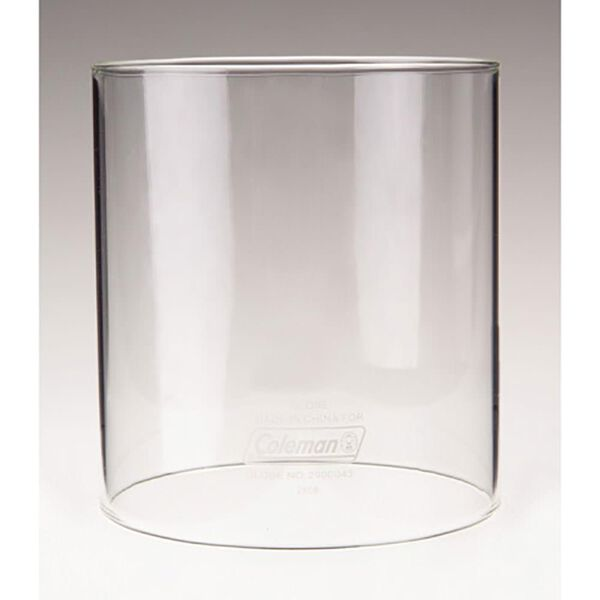 Coleman Straight Clear Replacement Globe, 220, 228, 235, 290