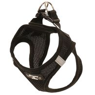 Medium Black Harness