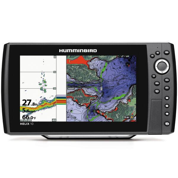 Humminbird Helix 10 GPS G2N CHIRP Fishfinder Chartplotter