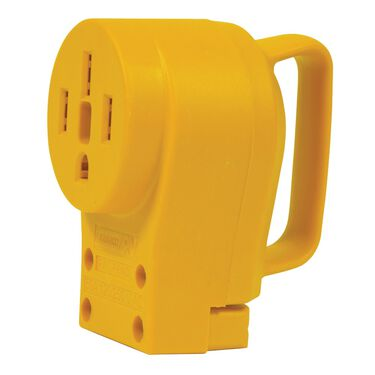 Power Grip 50-Amp Replacement Female Receptacle