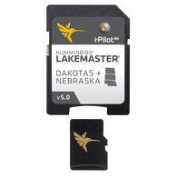 Humminbird Micro SD With Adapter, Dakotas/Nebraska