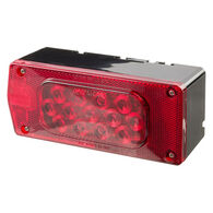 Optronics LED Waterproof Aero Pro Combination Tail Light With License Light