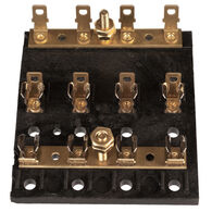 Sierra 4-Gang Fuse Block, Sierra Part #FS40630-1