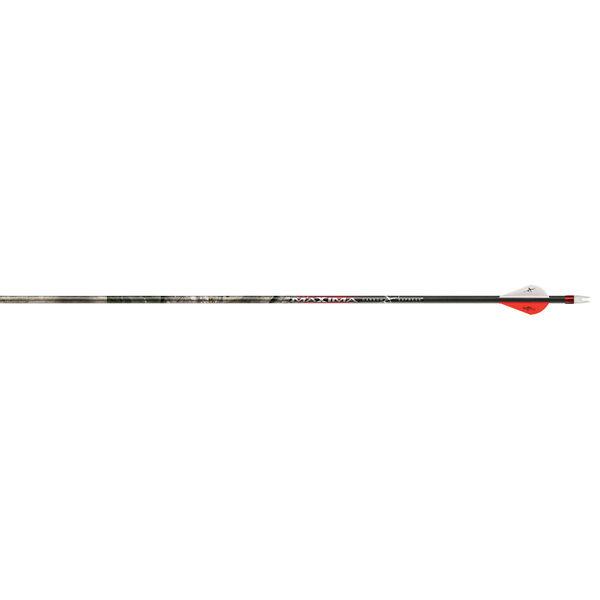 Carbon Express Maxima Hunter 250 Arrows w/Blazer Vanes, 6 Pk.