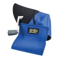 Lindy Reel Shield Reel Cover, Spinning, Blue