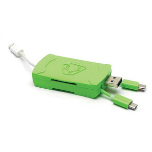 HME Products QMCR 4-in-1 Card Reader