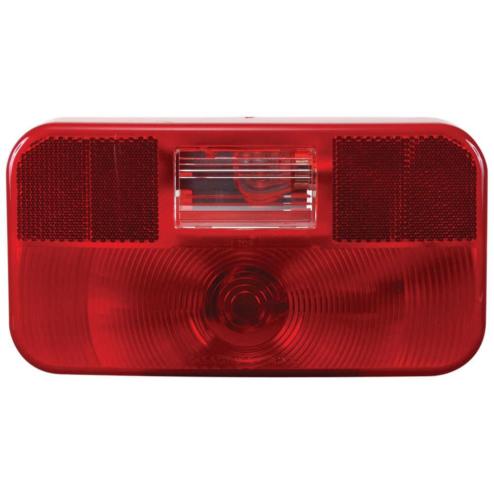 Arrow Safety Device RV Stop//Tail//Turn Light w//Back-Up Light Curb-Side