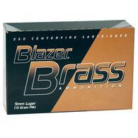 Blazer Brass Handgun Ammo, .380 ACP, 95-gr., FMJ, 250 rounds