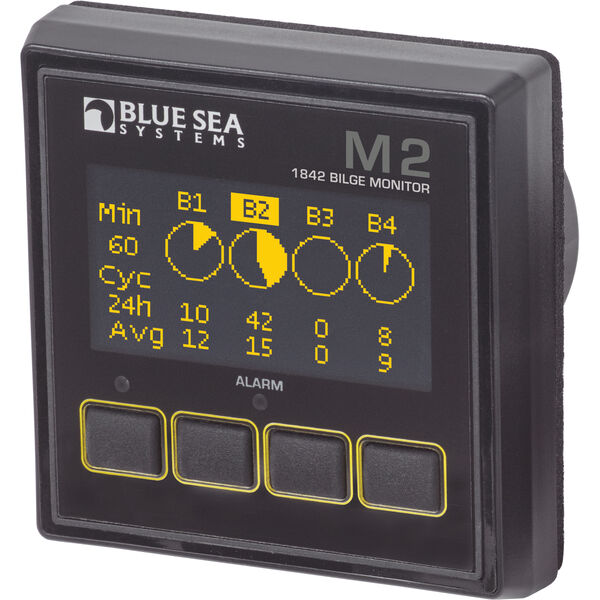 Blue Sea Systems M2 OLED Bilge Monitor