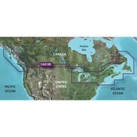 Garmin BlueChart g2 HD Cartography, Canada