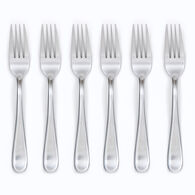 Cambridge Silversmiths Malibu 6-Piece Dinner Fork Set