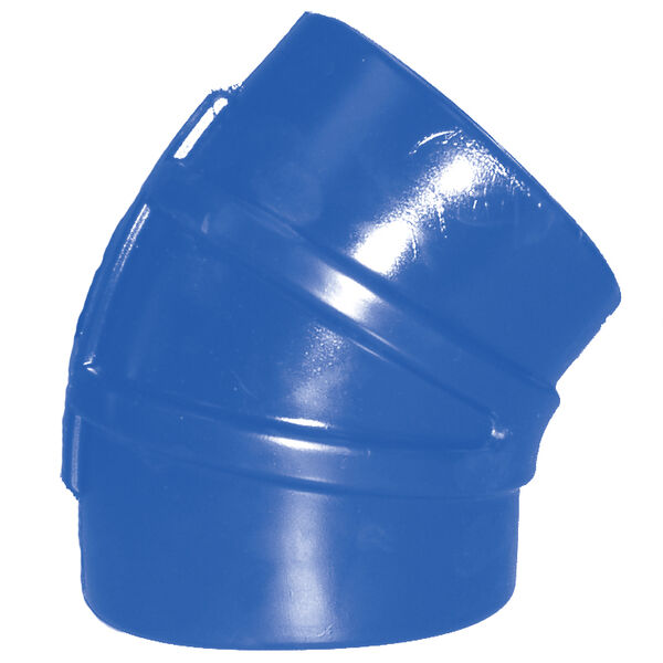 "Shields 5"" Silicone Elbow"