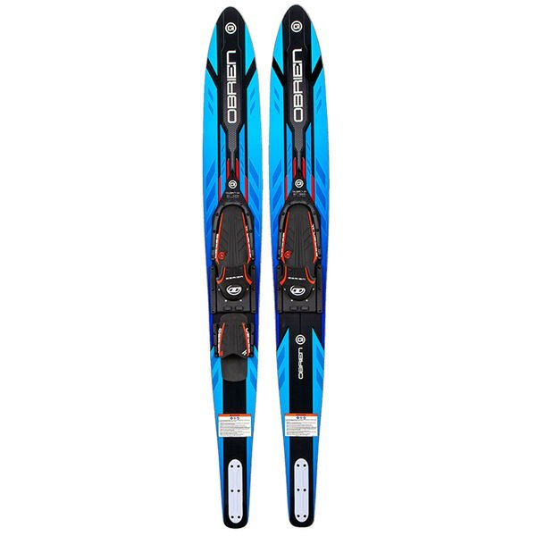O'Brien Jr. Celebrity Combo Skis with X-7 Bindings