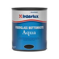 Interlux Fiberglass Bottomkote Aqua, Quart