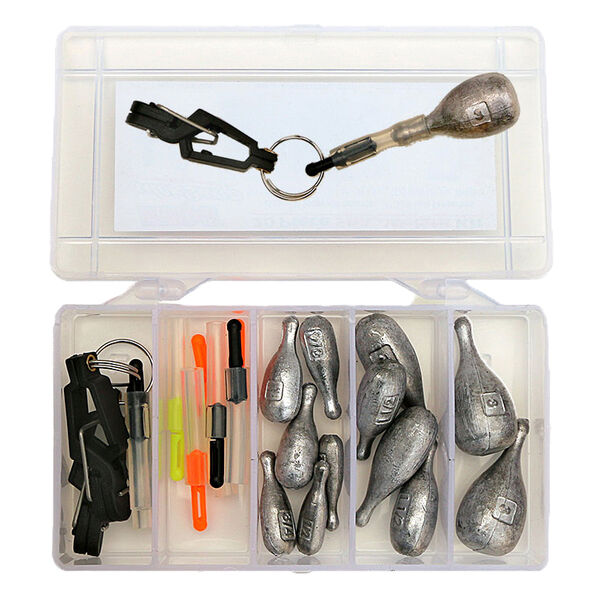 Wing It Snap Weight Kit, 20-Pc.