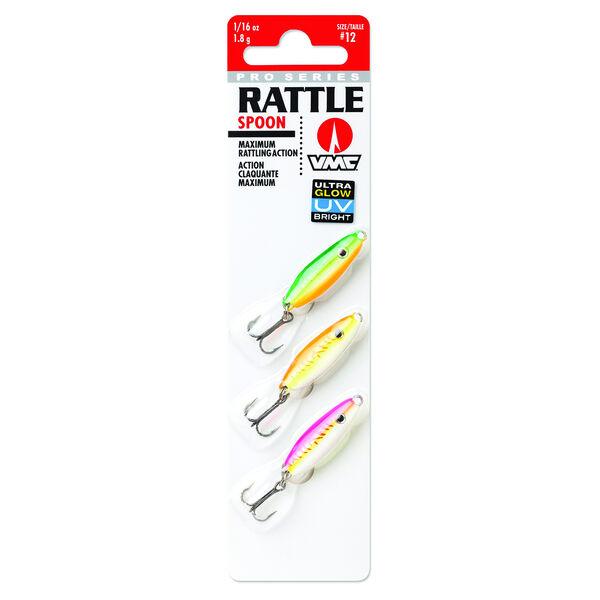 VMC Rattle Spoon Kit, Glow UV