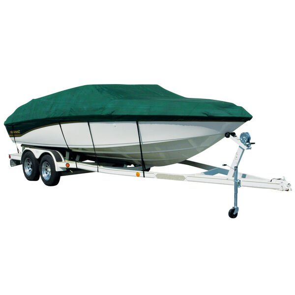 Covermate Sharkskin Plus Exact-Fit Boat Cover - Bayliner Capri 2050 BE/LS BR I/O