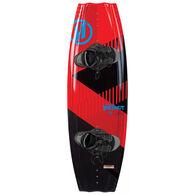 Hydroslide Instinct 124 Wakeboard with Clutch Bindings