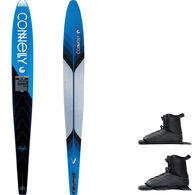 Connelly V Slalom Waterski With Double Tempest Bindings