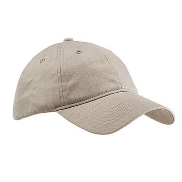 Stacks Men's BX002 Brushed Twill Cap
