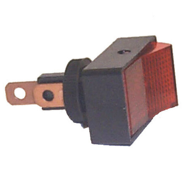 Sierra Illuminated SPST Rocker Switch, Sierra Part #RK21420