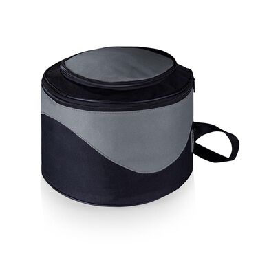 Caliente Portable Charcoal BBQ & Cooler Tote