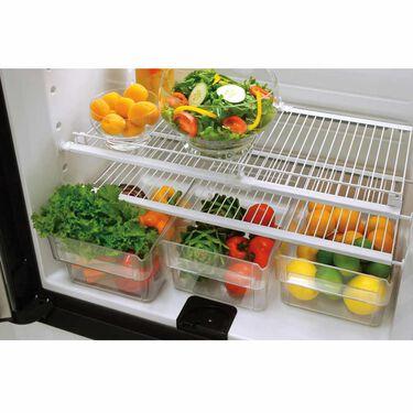 Dometic Elite 2+2 Refrigerator - Stainless Steel Doors