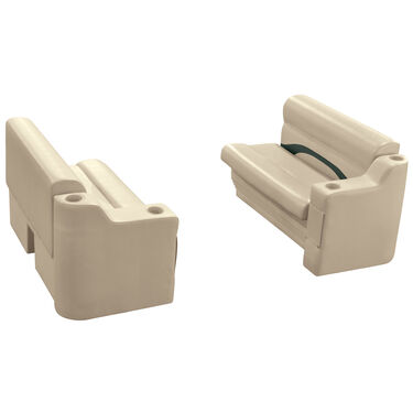 """Toonmate Premium Pontoon Furniture Package, 45"""" Lounge and Arm Rest Package"""