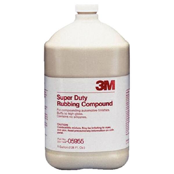 3M Super Duty Rubbing Compound, Gallon