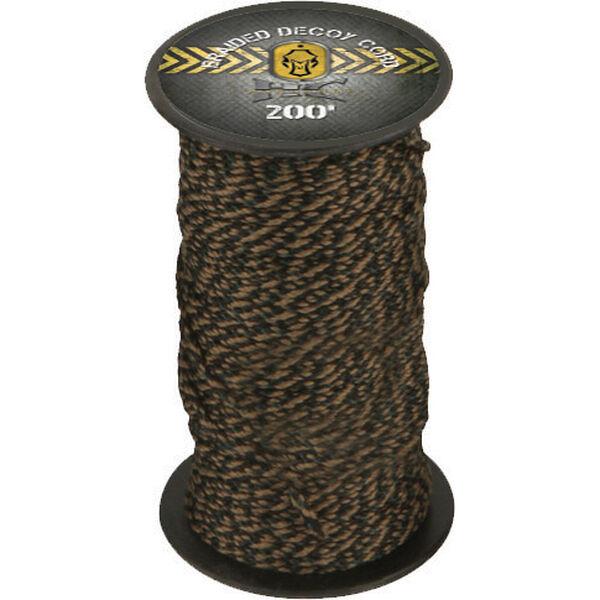 Hard Core Braided Decoy Cord, 200 ft.