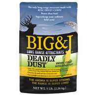 Big & J Deadly Dust Deer Attractant, 5 lbs.