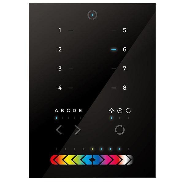 OceanLED Explore E6 WiFi DMX Touch Panel Controller Kit - Colours