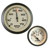 Sierra Sahara 2nd Engine Outboard Gauge Set, Sierra Part #69716P