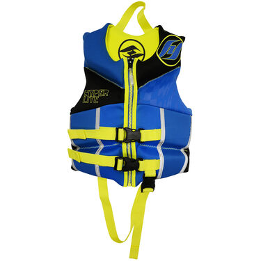 Hyperlite Pro V Child Life Jacket, Blue
