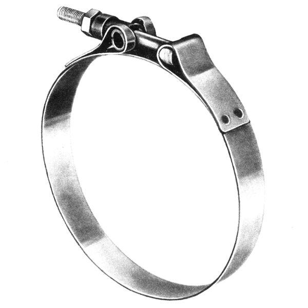 Sierra Exhaust Hose T-Bolt Band Clamp, Sierra Part #118-720-12000S