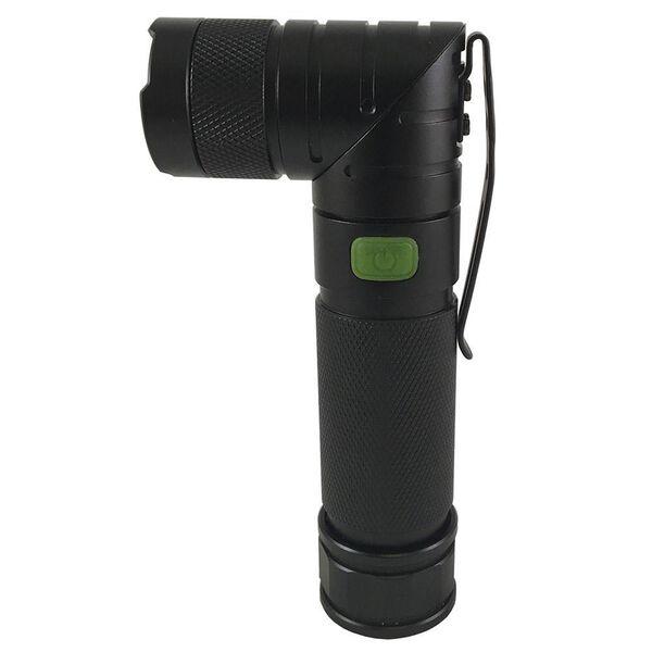 Blackfire Twist LED Flashlight
