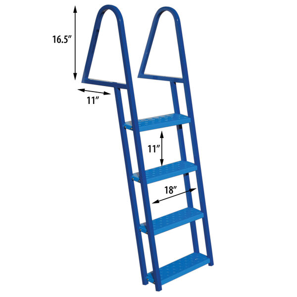 Dockmate Dock Ladder, 4-Step
