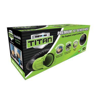 Thetford Titan Sewer Hose, 10'