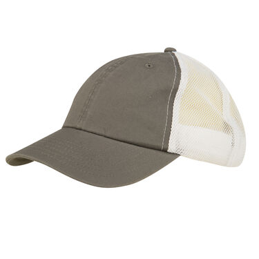 The Stacks Women's Washed Trucker Hat