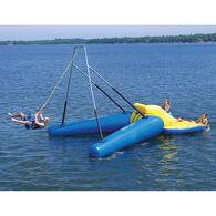 RAVE Freestanding Rope Swing Package