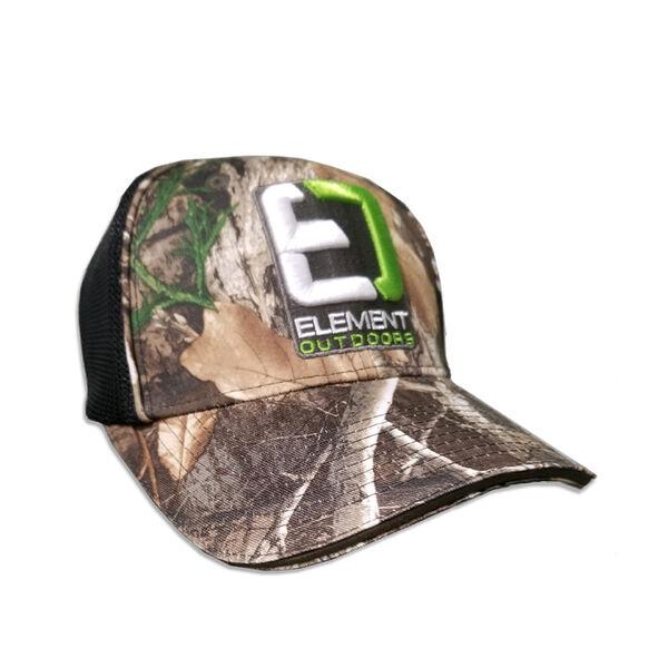 Element Outdoors Drive Series Full Fabric Snapback Cap