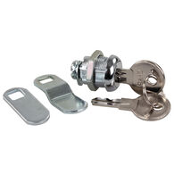"JR Products 5/8"" Standard Compartment Door Key Lock"