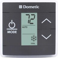 Dometic Capacity Touch Thermostat with Control Kit, Cool/Furnace/Heat Strip, Black