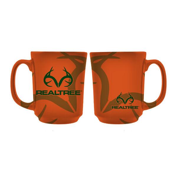Realtree Green Antlers Logo Mug, 11 oz.