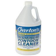 Overton's Heavy-Duty Aluminum Pontoon Cleaner, 1 Gallon