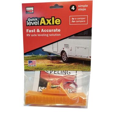 Quick Level-Axle