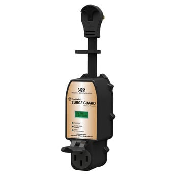Southwire Surge Guard® Portable 50-Amp 120/240-Volt Wireless Communication-Capable Surge Protector